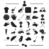 Competition, win, reward and other web icon in black style.punch, player, sport, icons in set collection. Stock Photo