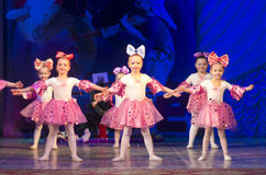 Free Competitions In Choreography In Minsk, Belarus Stock Photography - 40318452