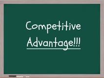 Free Competitive Advantage Chalkboard Royalty Free Stock Photo - 22353445