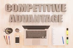 Competitive Advantage royalty free stock photography