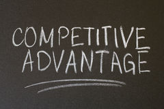 Competitive advantage Royalty Free Stock Photo