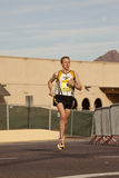 Competitor in the 2010 Phoenix Marathon Royalty Free Stock Photos