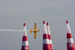 Competitore di Breitling Immagine Stock