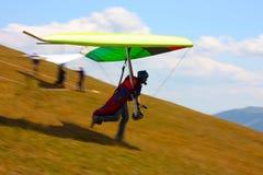 Competitore di COM olandese scivolare di caduta Open-2010 Fotografie Stock Libere da Diritti