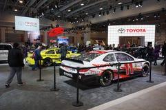 Competência de Toyota Imagem de Stock Royalty Free