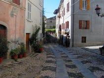 146/5000 Compiano Parma Italien Royaltyfria Foton