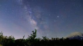Compilação de Milkyway Timelapse vídeos de arquivo