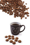 Compilation of coffee Stock Photos