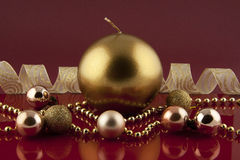 Compisition рождества Стоковые Изображения RF