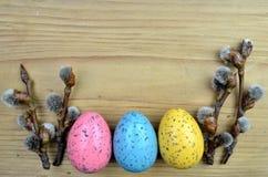 Compisition de Easter Imagens de Stock Royalty Free
