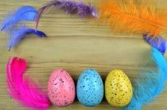 Compisition de Easter Fotografia de Stock