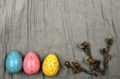 Compisition de Easter Foto de Stock Royalty Free