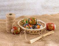 Compisition de Easter Imagens de Stock