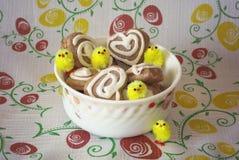 Compisition de Pascua Imagen de archivo libre de regalías