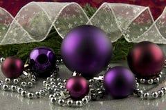Compisition van Kerstmis Stock Afbeeldingen