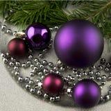 Compisition van Kerstmis Royalty-vrije Stock Afbeelding
