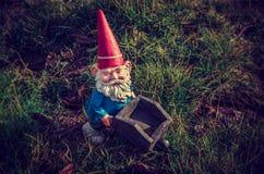 Compito di Gnome Immagini Stock