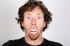 Complètement des dents photo stock