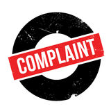 Complaint rubber stamp Royalty Free Stock Images