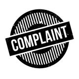Complaint rubber stamp Stock Photography