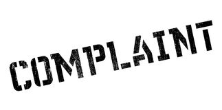 Complaint rubber stamp Stock Images