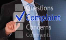 Free Complaint Touchscreen Stock Photos - 84492173