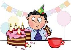 Compleanno Immagini Stock