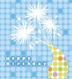 Compleanno Fotografia Stock