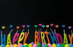 Compleanno Immagine Stock Libera da Diritti