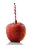 Compleanno sano felice! Fotografie Stock Libere da Diritti