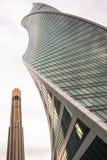 Complejo arquitectónico moderno Imagen de archivo