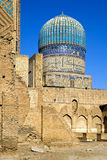 Complejo arquitectónico musulmán antiguo, Uzbekistán Imagen de archivo