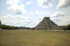 Complejo de Chichem Itza en México Fotografía de archivo libre de regalías