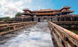 Complejo de Hue Monuments en tonalidad, Vietnam foto de archivo libre de regalías