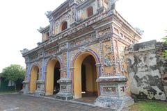 Complejo de Hue Monuments en Vietnam Imágenes de archivo libres de regalías