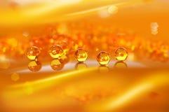 Complejo de la vitamina Fotografía de archivo libre de regalías