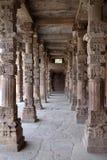 Complejo de Qutab Minar, Delhi fotografía de archivo libre de regalías