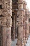 Complejo de Qutab Minar, Delhi imagenes de archivo