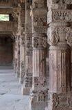 Complejo de Qutab Minar, Delhi imagen de archivo libre de regalías