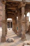 Complejo de Qutab Minar, Delhi fotografía de archivo