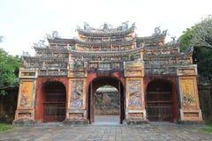 Complejo de Vietnam de Hue Monuments Imagenes de archivo