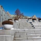 Complejo del campus de Ewha  Imagen de archivo libre de regalías