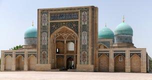 Complejo del imán de Hazrati - centro religioso de Tashkent Imágenes de archivo libres de regalías