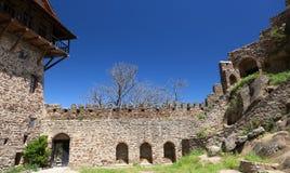 Complejo del monasterio de David Gareja. Georgia. Imagenes de archivo