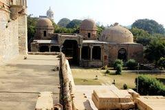 Complejo del palacio, Kumbh Mahal, Chittorgarh foto de archivo libre de regalías