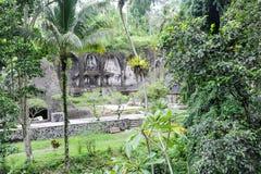 Complejo del templo de Gunung Kawi en Tampaksiring en Bali Fotos de archivo