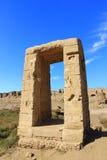 Complejo del templo de Karnak Fotografía de archivo libre de regalías