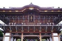 Complejo del templo de Narita-San Fotografía de archivo