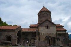 Complejo monástico de Vahanavank cerca de Kapan, provincia de Syunik de la república Armenia Foto de archivo libre de regalías