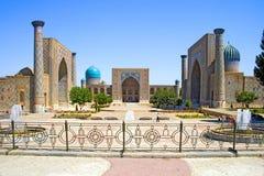 Complejo musulmán antiguo Imágenes de archivo libres de regalías